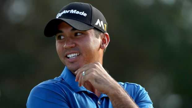 Vet thuong chua hoi phuc, Jason Day khong the tham du World Golf of Cup hinh anh 1