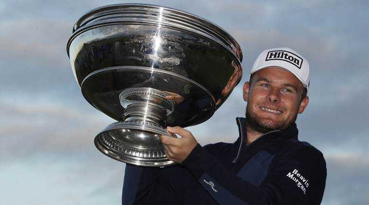 Tyrell Hatton vo dich Alfred Dunhill Links Championship 2016, am tron 17,5 ty dong hinh anh 1