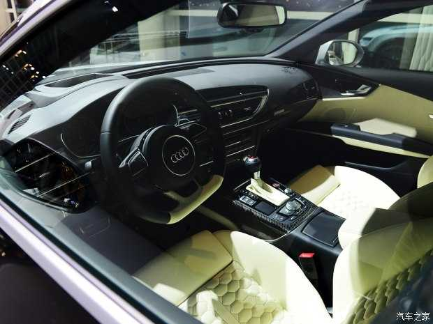 Audi RS 7 Piloted Driving ra mat voi nhung cong nghe tien tien nhat hinh anh 4