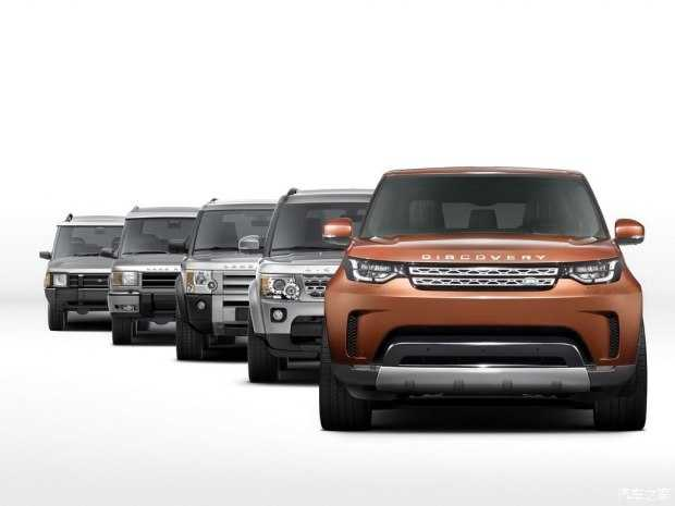 Tiet lo ve Land Rover Discovery the he thu nam vua ra mat hinh anh 3
