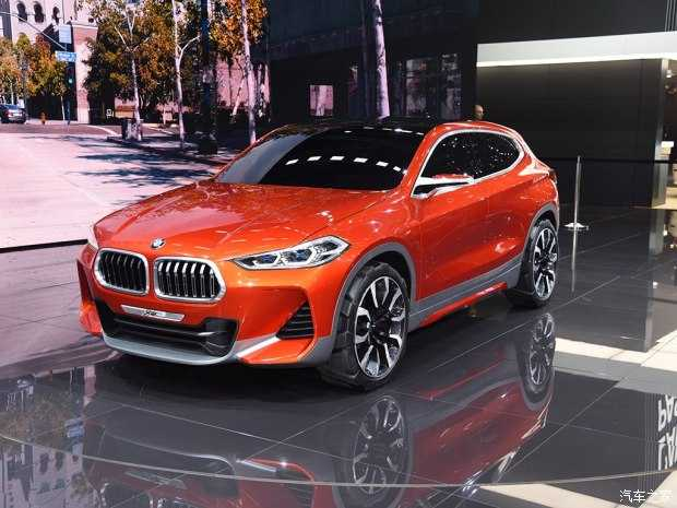 Paris Motor Show ra mat gioi thieu BMW X2 - xe cua tuong lai hinh anh 1