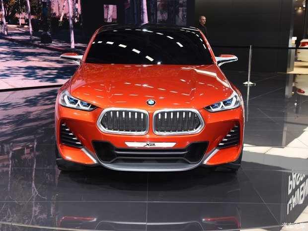 Paris Motor Show ra mat gioi thieu BMW X2 - xe cua tuong lai hinh anh 4