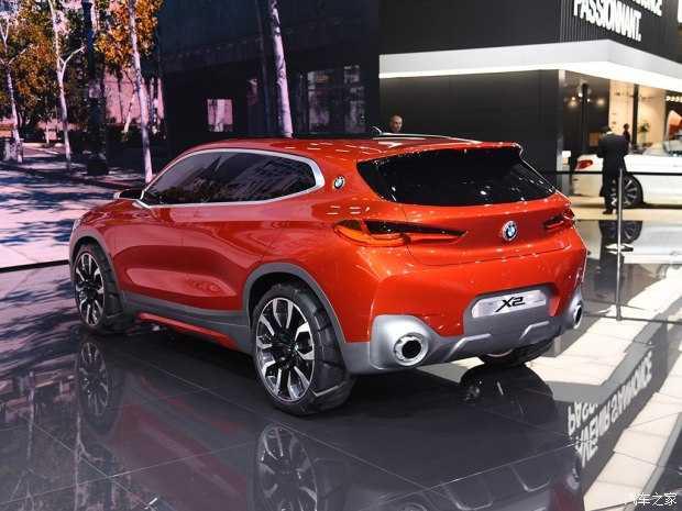 Paris Motor Show ra mat gioi thieu BMW X2 - xe cua tuong lai hinh anh 2