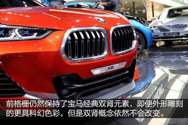 Paris Motor Show ra mat gioi thieu BMW X2 - xe cua tuong lai hinh anh 6
