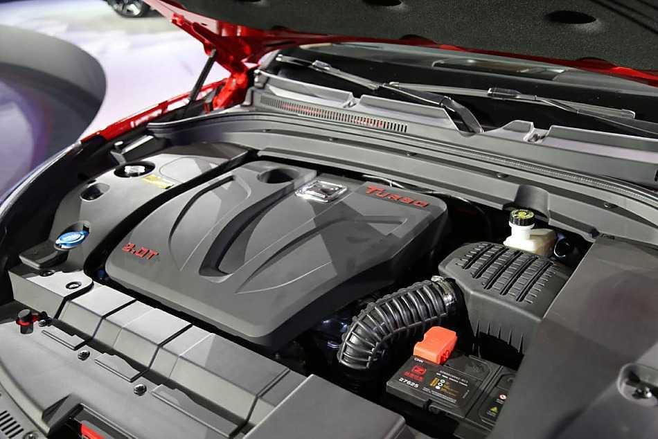 Zotye SR9 - xe duoc mong doi nhat cua Porsche se ra thi truong vao thang 11 hinh anh 6