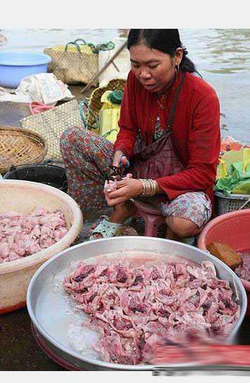 Kham pha 'dac san' thit chuot o Quang Chau hinh anh 1