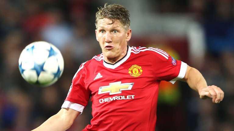 Bastian Schweinsteiger chia tay MU: Chung ta khong thuoc ve nhau hinh anh 2