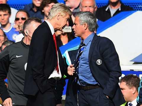 Man Utd vs Arsenal: Mourinho khieu khich, Wenger se lam gi? hinh anh 1