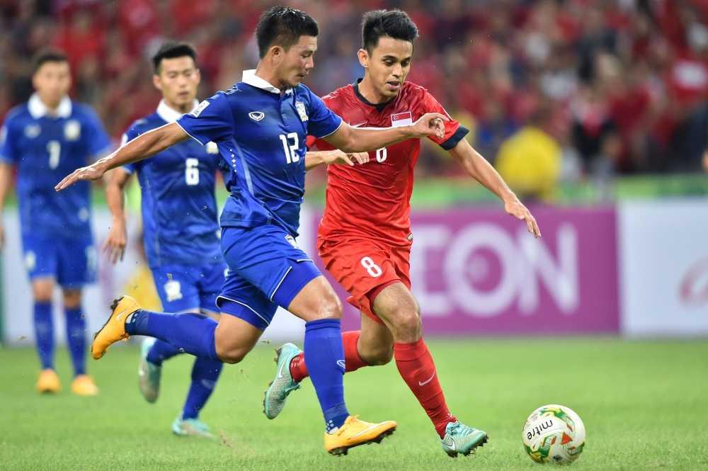 AFF Cup 2016 luot 2: Cho Viet Nam, Thai Lan gianh ve vao ban ket hinh anh 3