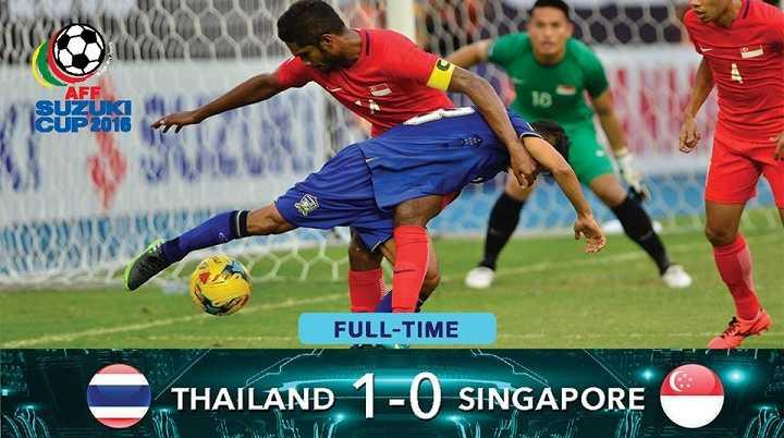 AFF Cup 2016: Kiatisak khiem ton, Singapore that vong sau ban thua phut cuoi hinh anh 2