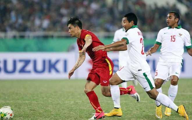 Nhung thong ke thu vi tran ban ket AFF Cup Viet Nam vs Indonesia hinh anh 4
