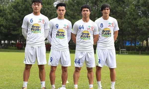 U21 HAGL du giai Quoc te: Xuan Truong, Cong Phuong hoi ngo thay cu Guillaume Graechen hinh anh 1