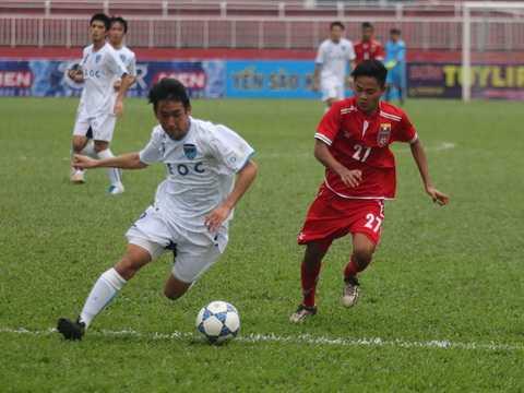 15h30 truc tiep U21 Viet Nam vs U21 Yokohama: Ngang cao dau vao ban ket hinh anh 2