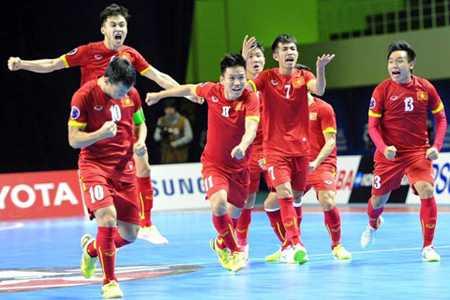 FIFA ca ngoi nam 2016 dai thanh cong cua bong da Viet Nam hinh anh 1