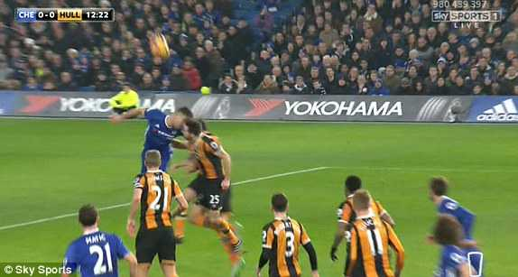 Diego Costa ghi ban, Chelsea thang de Hull City hinh anh 2