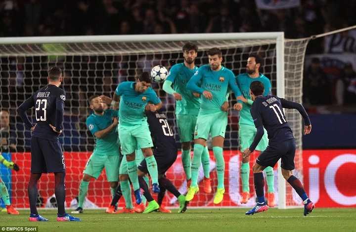 Tham bai cua Barca nam trong top tran dau gay soc nhat Champions League hinh anh 3