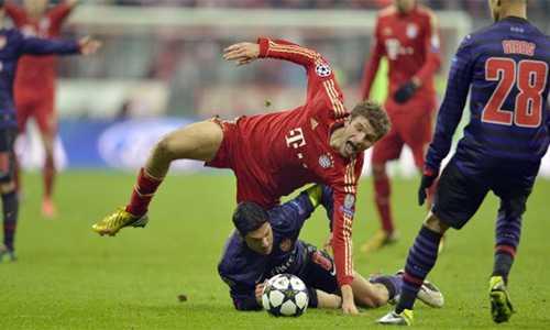 Arsenal loi thoi tai Champions League: Tu chuc thoi, Wenger! hinh anh 3