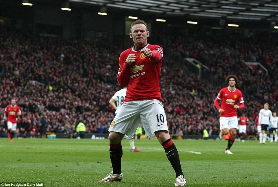Jose Mourinho muon Wayne Rooney o lai MU hinh anh 1