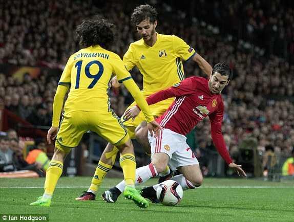 Juan Mata ghi ban, MU tien vao tu ket Europa League hinh anh 1