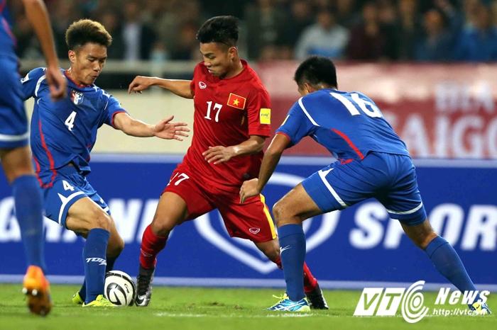 Xem truc tiep Viet Nam vs Dai Loan tren kenh nao? hinh anh 1