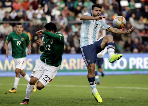 Video ket qua Bolivia vs Argentina: Messi nhan an phat ky la, Argentina thua tham hinh anh 1