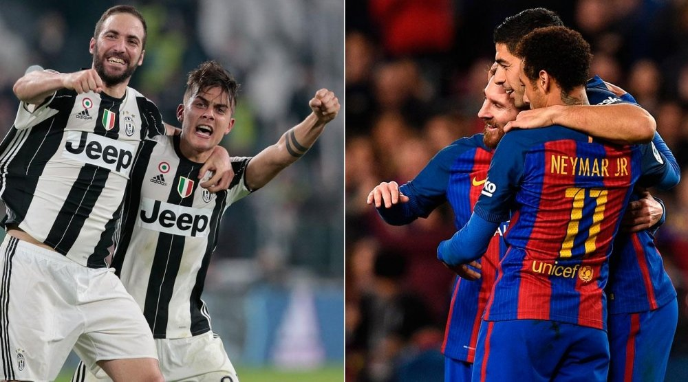 Link xem truc tiep Juventus vs Barca Tu ket Cup C1 chau Au 2017 hinh anh 11
