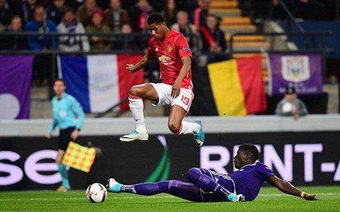 Link xem truc tiep MU vs Anderlecht tu ket Europa League 2017 hinh anh 1
