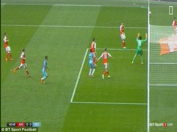 Video ket qua Arsenal vs Man City: Thang hiep phu, Arsenal vao chung ket gap Chelsea hinh anh 2