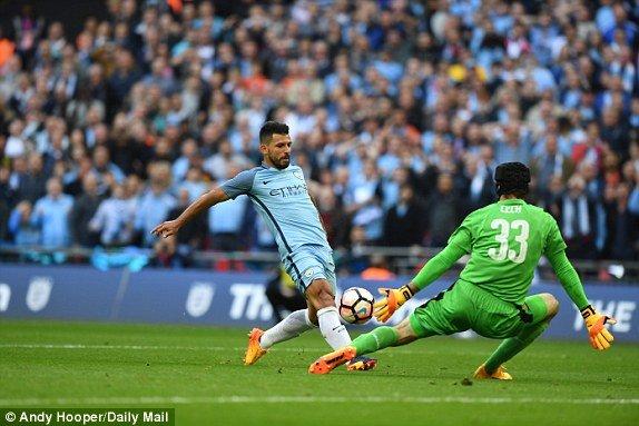 Video ket qua Arsenal vs Man City: Thang hiep phu, Arsenal vao chung ket gap Chelsea hinh anh 3