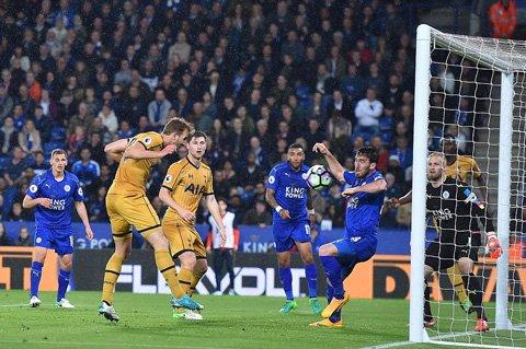Video ket qua Leicester City vs Tottenham: Harry Kane ghi 4 ban, quyet dua Giay vang Ngoai hang hinh anh 1