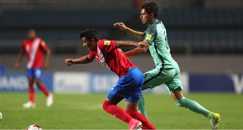 Ket qua U20 Costa Rica vs U20 Bo Dao Nha: De tu Ronaldo tiep tuc gay that vong hinh anh 1
