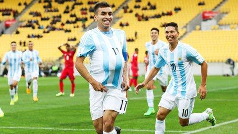 FIFA tiec nuoi noi loi tam biet U20 Viet Nam hinh anh 1
