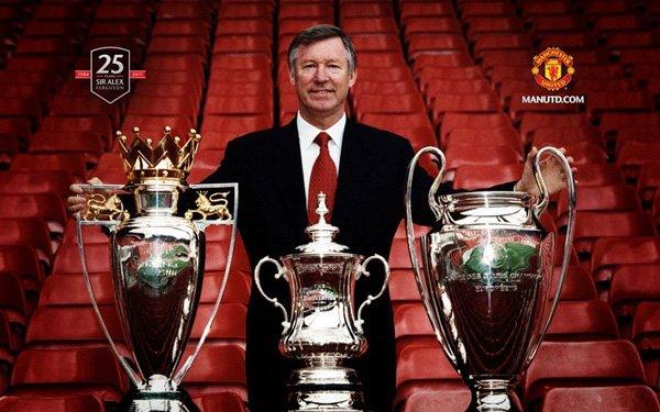 Sir Alex: 'MU tro lai Champions League de vo dich' hinh anh 2