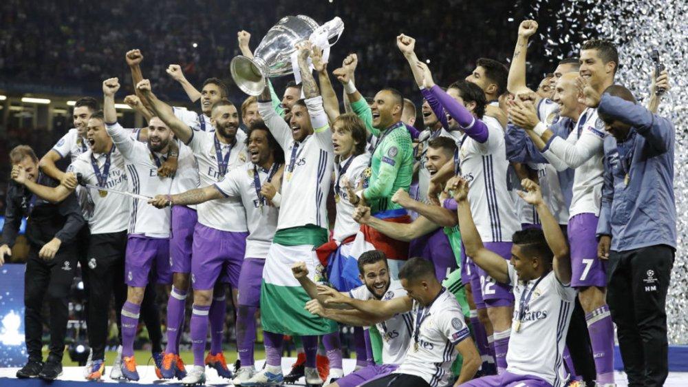 Anh: Real Madrid pha loi nguyen, kieu hanh vo dich Champions League hinh anh 2