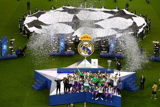 Anh: Real Madrid pha loi nguyen, kieu hanh vo dich Champions League hinh anh 8