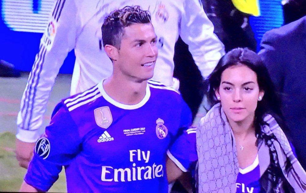 Anh: Georgina Rodriguez la nguoi tinh dac biet nhat cua Ronaldo hinh anh 7