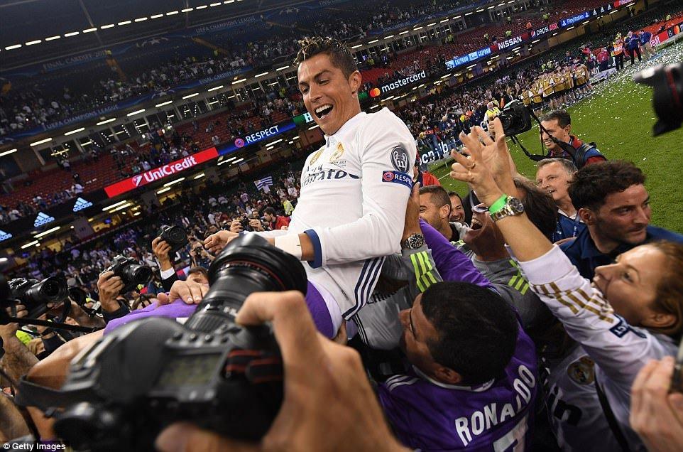 Anh: Georgina Rodriguez la nguoi tinh dac biet nhat cua Ronaldo hinh anh 1