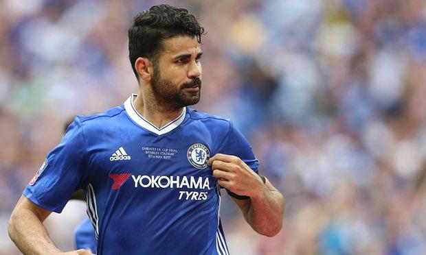 Diego Costa mat cho tai Chelsea: 'Conte khong can toi nua' hinh anh 1
