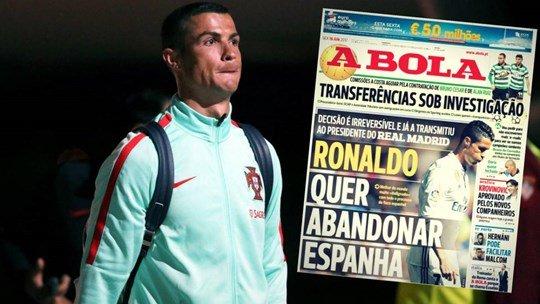 Co dung la Ronaldo thuc su muon roi Real? hinh anh 1