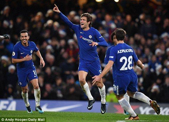 Video ket qua Chelsea 1-0 Southampton: Alonso lap sieu pham hinh anh 1