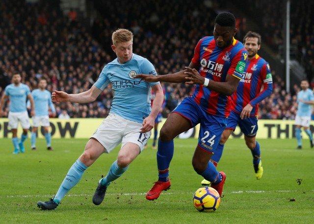 Video ket qua Crystal Palace 0-0 Man City: Cu soc dem giao thua hinh anh 1