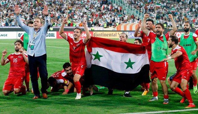U23 Syria: Doi thu bi an cua U23 Viet Nam manh the nao? hinh anh 2