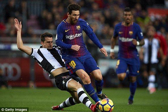 Video ket qua Barca 3-0 Levante: Messi ruc sang, Barca thang lon mung Coutinho hinh anh 1