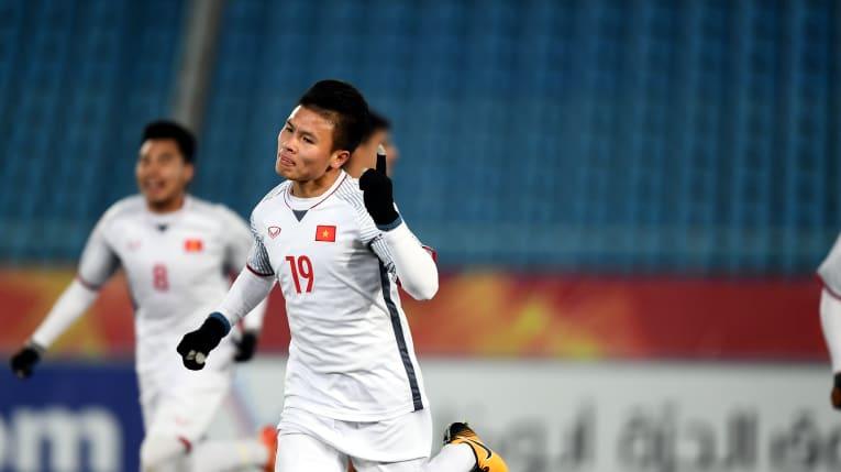 Chung ket U23 chau A: AFC diem danh nhung ngoi sao sang nhat U23 Viet Nam hinh anh 5