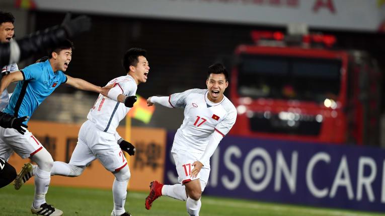 Chung ket U23 chau A: AFC diem danh nhung ngoi sao sang nhat U23 Viet Nam hinh anh 4