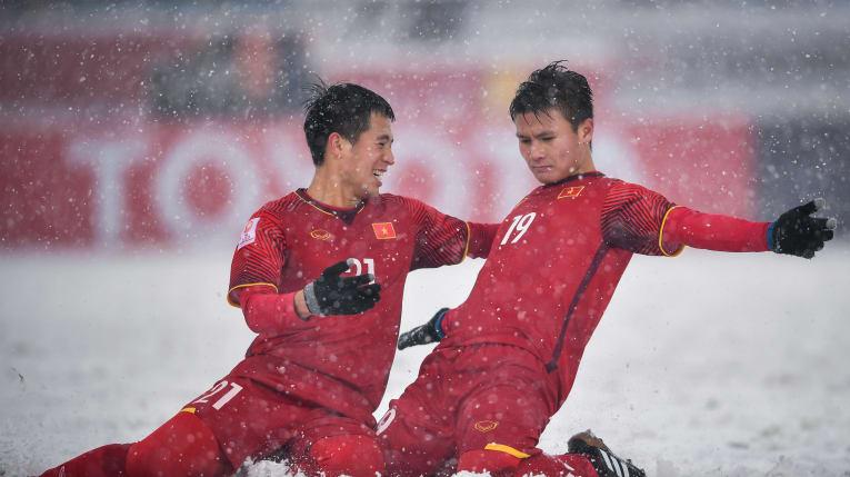 U23 Viet Nam co 'vua da luan luu', lam rang danh Dong Nam A hinh anh 1