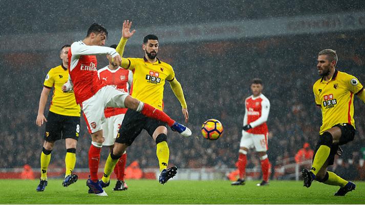 Truc tiep Arsenal vs Watford, link xem bong da Ngoai hang Anh vong 29 hinh anh 6