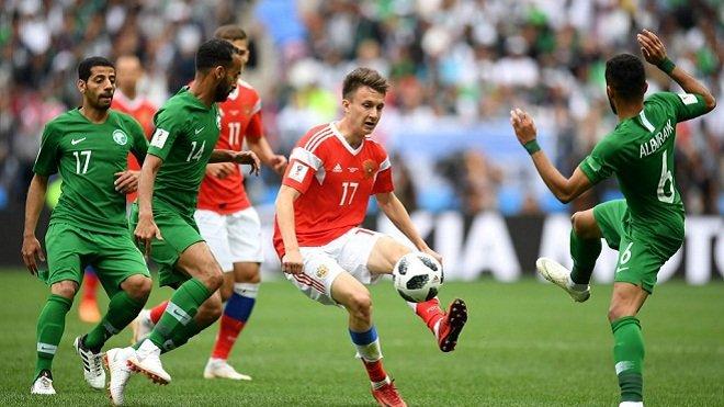 Nguoi hung tuyen Nga: Golovin la ai, vi sao MU, Arsenal muon mua? hinh anh 1