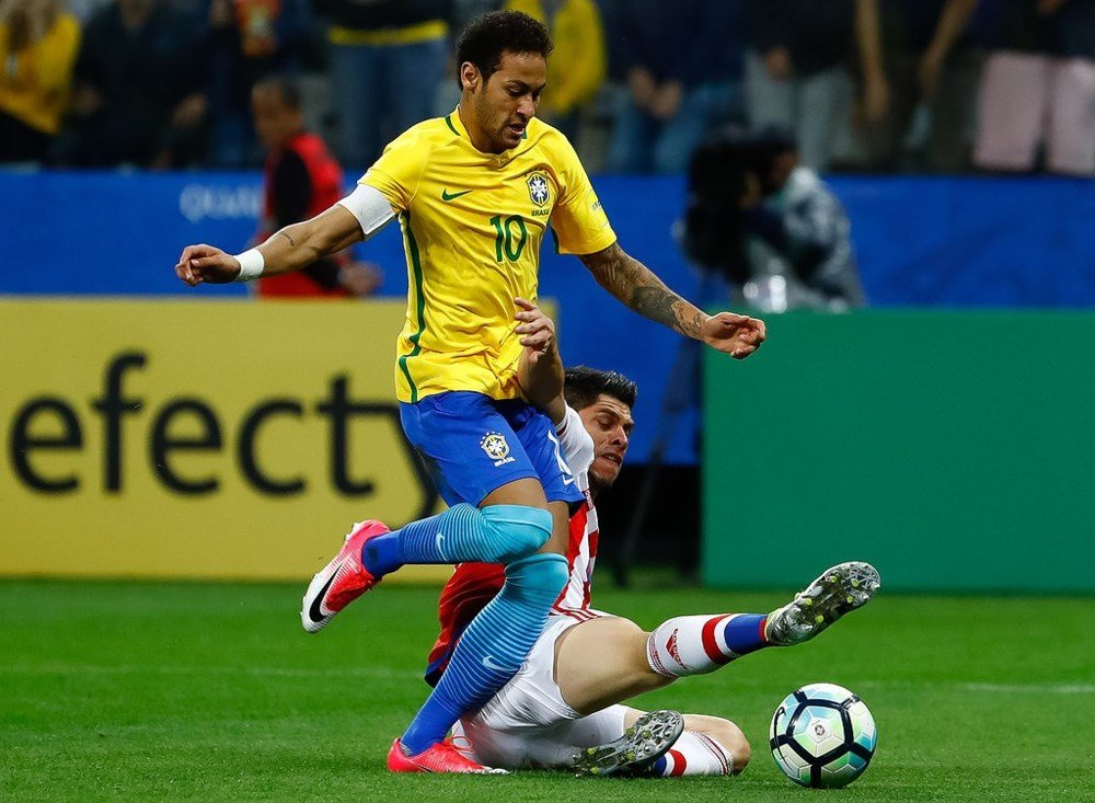 Video ket qua Brazil vs Thuy Si 1-1: Neymar tit ngoi, Brazil vo mong hinh anh 22