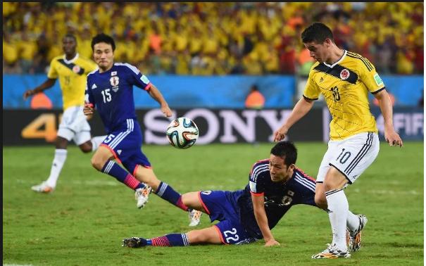 Nhan dinh Colombia vs Nhat Ban: Samurai xanh guc nga hinh anh 1